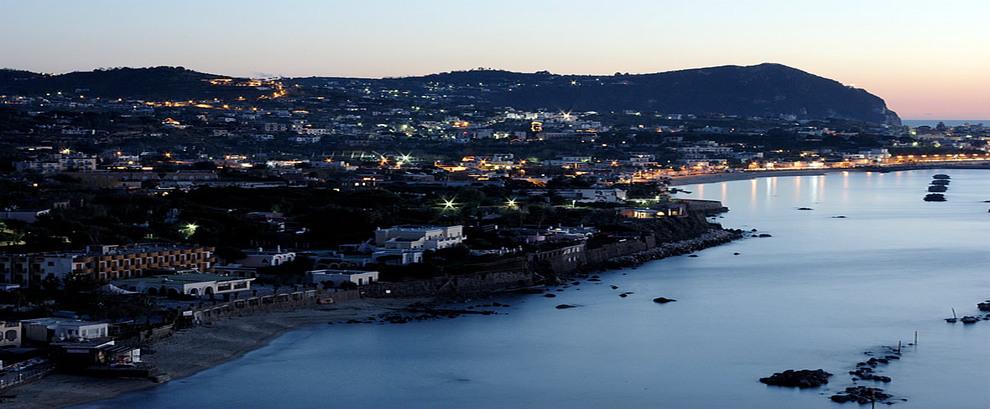 Ischia di notte